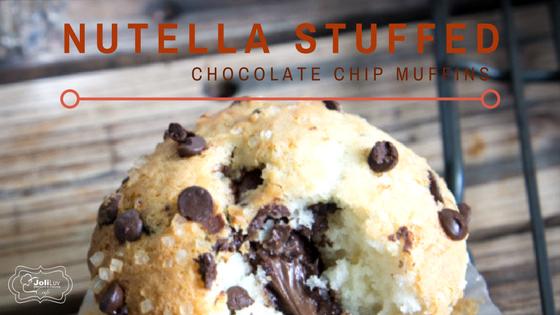 Nutella stuffed